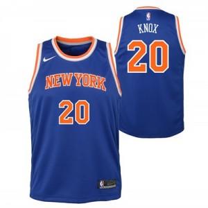 Nike New York Knicks Nike Icon Swingman Jersey - Kevin Knox - Youth New York Knicks Nike Icon Swingman Jersey - Kevin Knox - Youth