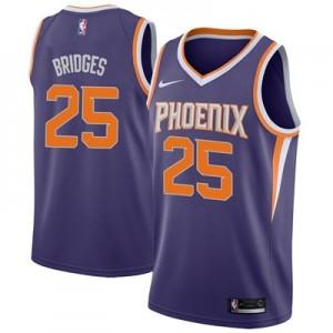 Nike Phoenix Suns Nike Icon Swingman Jersey - Mikal Bridges - Mens Phoenix Suns Nike Icon Swingman Jersey - Mikal Bridges - Mens