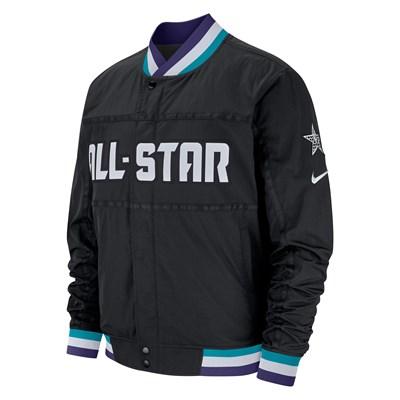 NBA Jordan All-Star 2019 Courtside Jacket - Black - Mens