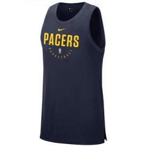 Indiana Pacers Nike Elite Practise Tank - Mens