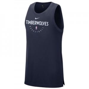 Minnesota Timberwolves Nike Elite Practise Tank - Mens