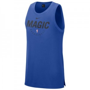 Orlando Magic Nike Elite Practise Tank - Mens