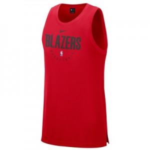Portland Trail Blazers Nike Elite Practise Tank - Mens