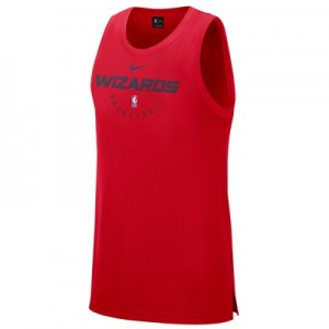 Washington Wizards Nike Elite Practise Tank - Mens