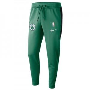 Boston Celtics Nike Thermaflex Showtime Pant - Clover - Mens