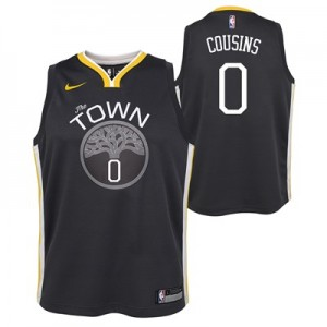 Nike Golden State Warriors Nike Statement Swingman Jersey - DeMarcus Cousins - Youth Golden State Warriors Nike Statement Swingman Jersey - DeMarcus Cousins - Youth