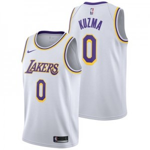 Nike Los Angeles Lakers Nike Association Swingman Jersey - Kyle Kuzma - Mens Los Angeles Lakers Nike Association Swingman Jersey - Kyle Kuzma - Mens