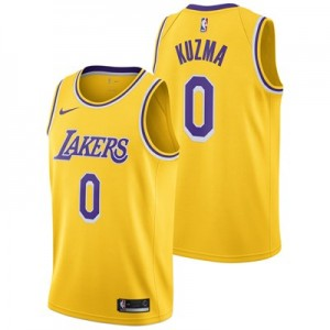 Nike Los Angeles Lakers Nike Icon Swingman Jersey - Kyle Kuzma - Mens Los Angeles Lakers Nike Icon Swingman Jersey - Kyle Kuzma - Mens