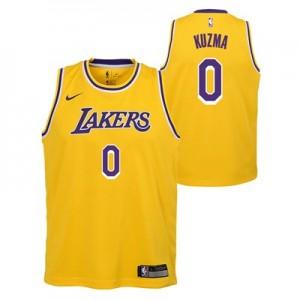 Nike Los Angeles Lakers Nike Icon Swingman Jersey - Kyle Kuzma - Youth Los Angeles Lakers Nike Icon Swingman Jersey - Kyle Kuzma - Youth