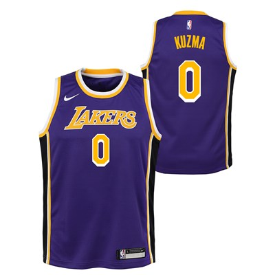 Nike Los Angeles Lakers Nike Statement Swingman Jersey - Kyle Kuzma - Youth Los Angeles Lakers Nike Statement Swingman Jersey - Kyle Kuzma - Youth