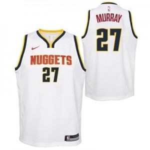 Nike Denver Nuggets Nike Association Swingman Jersey - Jamal Murray - Youth Denver Nuggets Nike Association Swingman Jersey - Jamal Murray - Youth