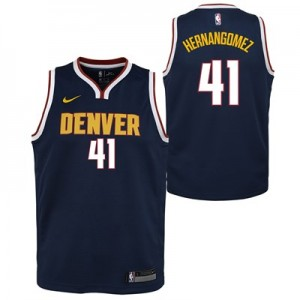Nike Denver Nuggets Nike Icon Swingman Jersey - Juan Hernangomez - Youth Denver Nuggets Nike Icon Swingman Jersey - Juan Hernangomez - Youth