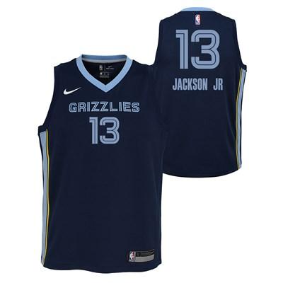 Nike Memphis Grizzlies Nike Icon Swingman Jersey - Jaren Jackson Jr - Youth Memphis Grizzlies Nike Icon Swingman Jersey - Jaren Jackson Jr - Youth