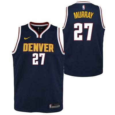 Nike Denver Nuggets Nike Icon Swingman Jersey - Jamal Murray - Youth Denver Nuggets Nike Icon Swingman Jersey - Jamal Murray - Youth