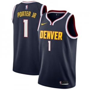 Nike Denver Nuggets Nike Icon Swingman Jersey - Michael Porter Jr - Mens Denver Nuggets Nike Icon Swingman Jersey - Michael Porter Jr - Mens