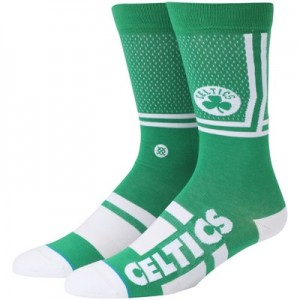 Boston Celtics Shortcut Sock - Mens