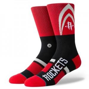 Houston Rockets Shortcut Sock - Mens