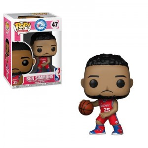 Philadelphia 76ers Ben Simmons Pop Vinyl Collectible Figure