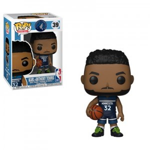 Minnesota Timberwolves Karl-Anthony Towns Pop Vinyl Collectible Figure