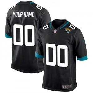 Jacksonville Jaguars Home Game Jersey - Custom - Mens