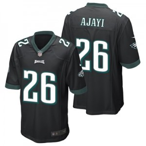 Philadelphia Eagles Alternate Game Jersey - Jay Ajayi