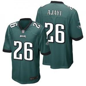 Philadelphia Eagles Home Game Jersey - Jay Ajayi - Youth
