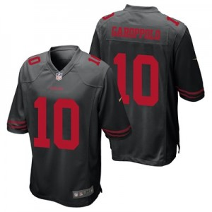 San Francisco 49ers Alterante Game Jersey - Jimmy Garoppolo