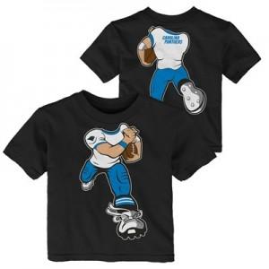 Carolina Panthers Yard Rush T-Shirt - Toddler