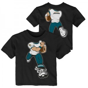 Jacksonville Jaguars Yard Rush T-Shirt - Toddler