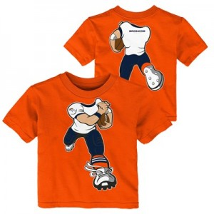 Denver Broncos Yard Rush T-Shirt - Toddler