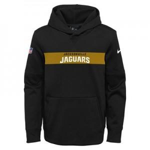 Jacksonville Jaguars Nike Therma Hoodie PO - Youth