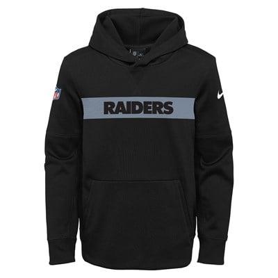 Oakland Raiders Nike Therma Hoodie PO - Youth