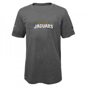 Jacksonville Jaguars Nike Dri-Fit Onfield Legend T-Shirt - Youth