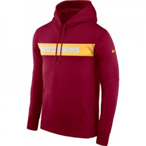 Washington Redskins Nike Therma Hoodie PO - Mens