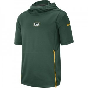 Green Bay Packers Nike Therma Top - Mens