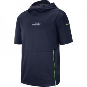 Seattle Seahawks Nike Therma Top - Mens