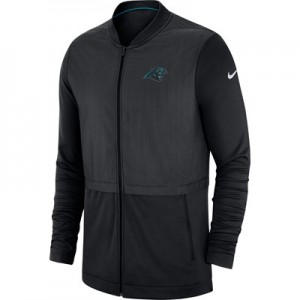 Carolina Panthers Nike FZ Elite Hybrid Jacket - Mens