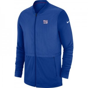 New York Giants Nike FZ Elite Hybrid Jacket - Mens