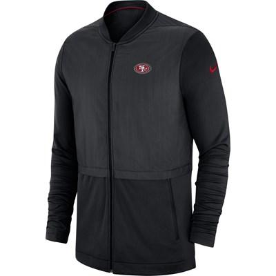 San Francisco 49ers Nike FZ Elite Hybrid Jacket - Mens