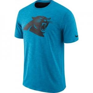 Carolina Panthers Nike Dri-Fit Legend Slub On-Field T-Shirt - Mens