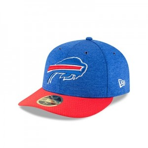 Buffalo Bills New Era Official Sideline Home Low Profile 59FIFTY Fitted Cap