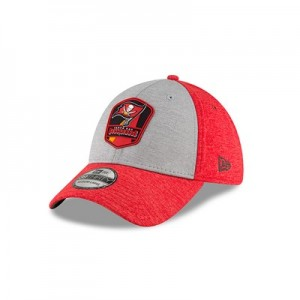 Tampa Bay Buccaneers New Era Official Sideline Road 39THIRTY Stretch Fit Cap