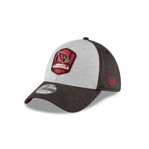 Arizona Cardinals New Era Official Sideline Road 39THIRTY Stretch Fit Cap