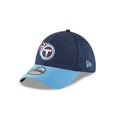 Tennessee Titans New Era Official Sideline Home 39THIRTY Stretch Fit Cap
