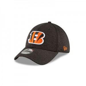 Cincinnati Bengals New Era Official Sideline Home 39THIRTY Stretch Fit Cap