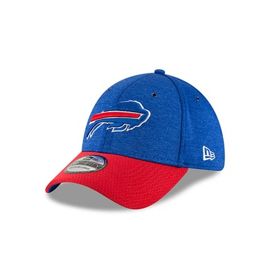 Buffalo Bills New Era Official Sideline Home 39THIRTY Stretch Fit Cap