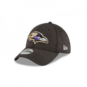 Baltimore Ravens New Era Official Sideline Home 39THIRTY Stretch Fit Cap