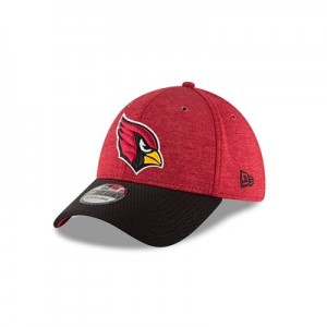 Arizona Cardinals New Era Official Sideline Home 39THIRTY Stretch Fit Cap