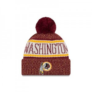 Washington Redskins New Era Official Cold Weather Sport Knit