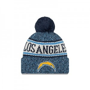 Los Angeles Chargers New Era Official Cold Weather Sport Knit